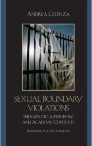 Sexual Boundary Violations